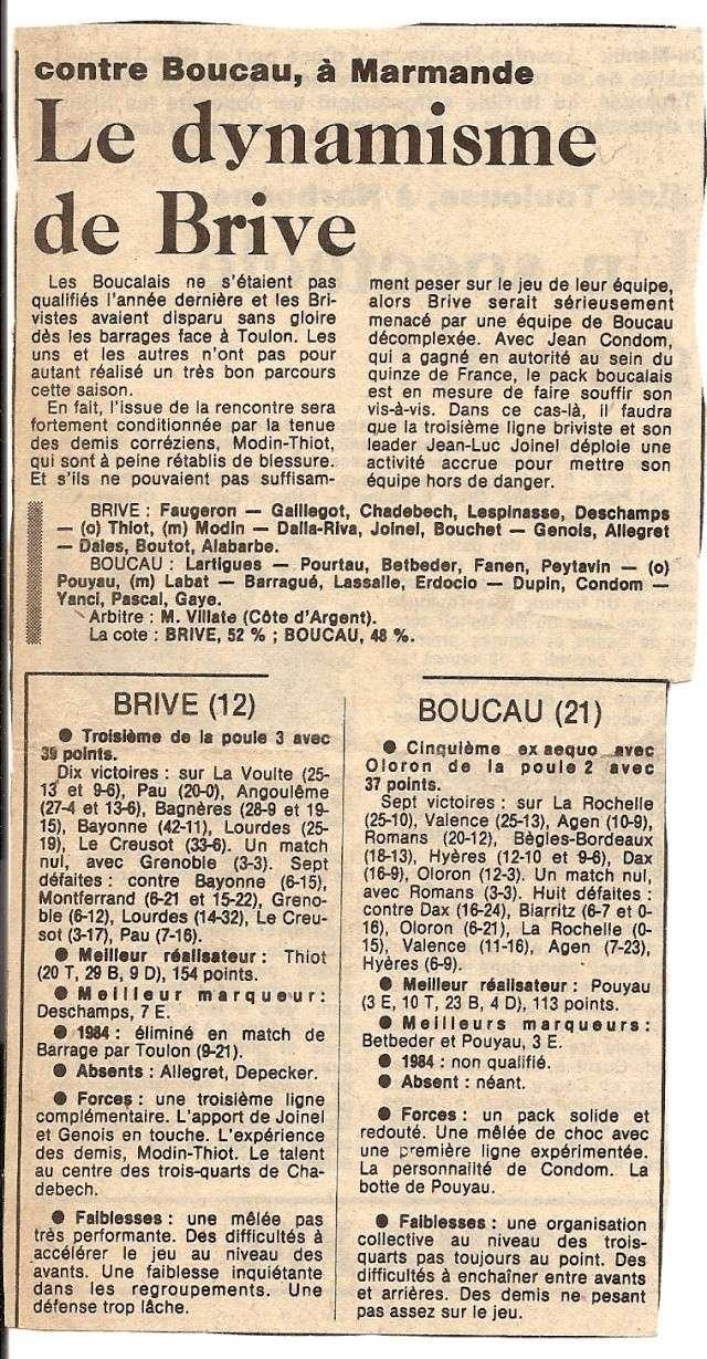 Saison 1984/85 (dernier 16ème de Finale de 1ère Division) Bs_bri11