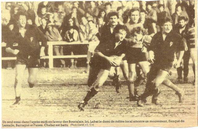 Saison 1984/85 (dernier 16ème de Finale de 1ère Division) Bs_olo12