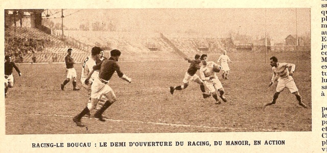 """1925... Quand le BS faisait la 1ère page du """"Miroir des Sports"""" Bs_rcf11"""
