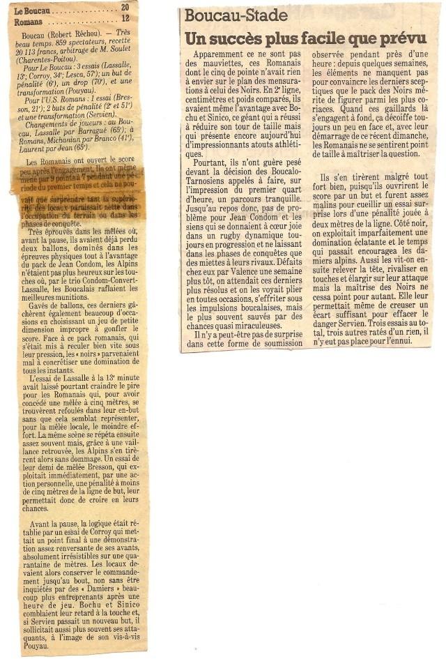 Saison 1984/85 (dernier 16ème de Finale de 1ère Division) Bs_rom10