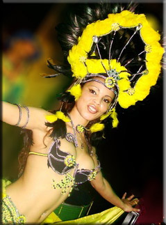 Soirée Brésilienne 28-02-09 Danseu10