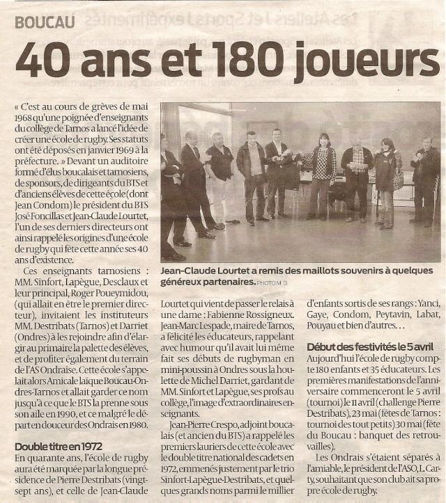 Manifestation pour les 40 ans de l'Ecole de Rubgy Edr_fa10