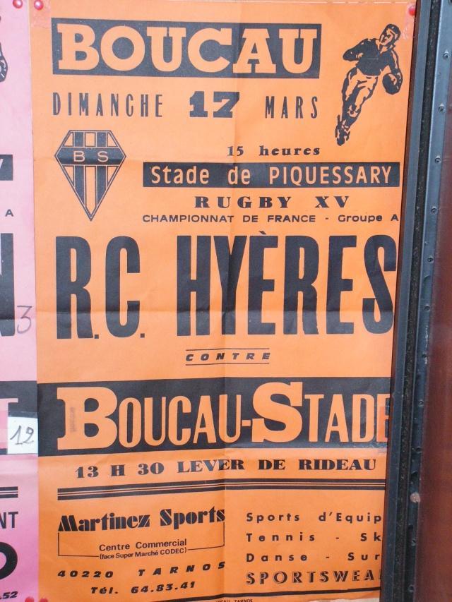 Saison 1984/85 (dernier 16ème de Finale de 1ère Division) Hyares11