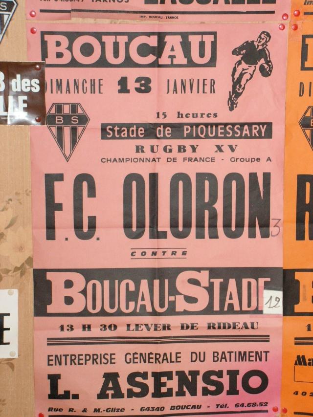 Saison 1984/85 (dernier 16ème de Finale de 1ère Division) Oloron10