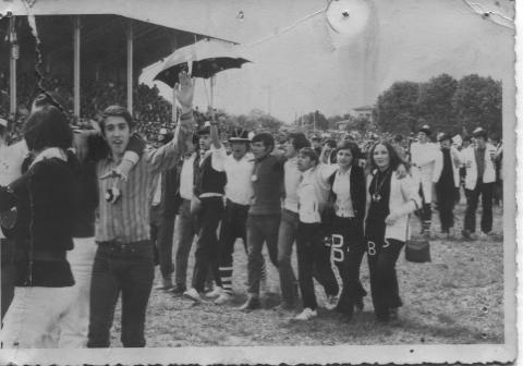 """Opération """"Un stade Noir de monde"""". Suppor12"""