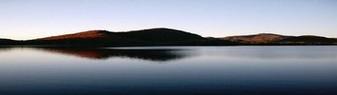 Le lac envoûtant