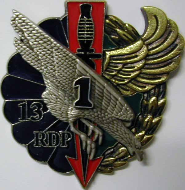 insignes du 13eme rdp 1_13ty10