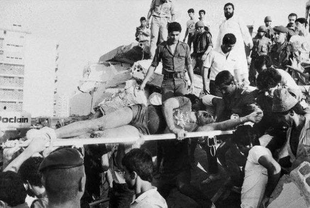 le 1er RCP au Liban et Drakkar 2310