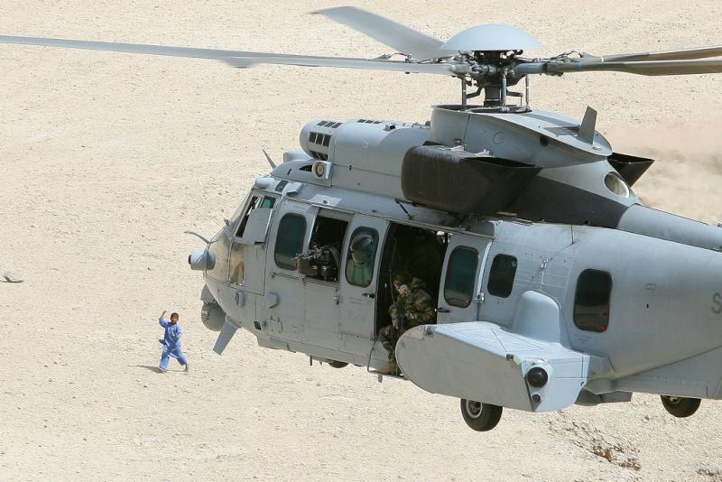 hélicoptere caracal en afganistan 29918010