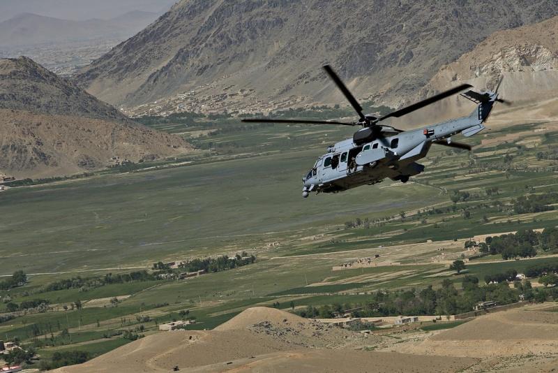 hélicoptere caracal en afganistan 29918011