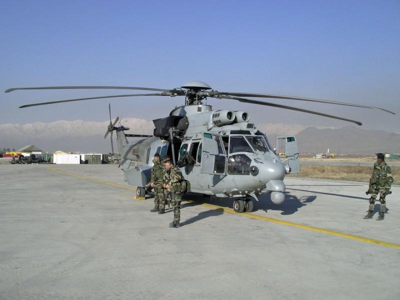 hélicoptere caracal en afganistan 30466211