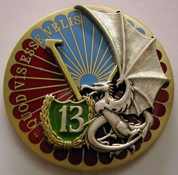 insignes du 13eme rdp 5_1310