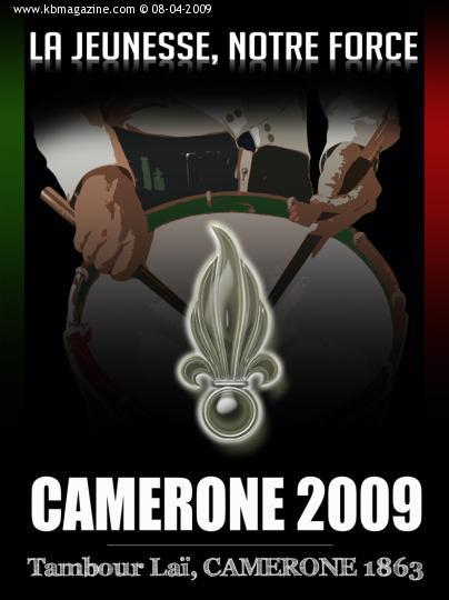 Bonne fête de Camerone..! Affich11