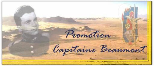 """BEAUMONT Serge capitaine """"L'officier au combat est un seigneur"""" -1er RCP en 1949 - 9e RCP en Algérie mort au Champ d'Honneur le 27 avril 1957 Bv000035"""