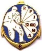 insignes du 6eme rpima In000810