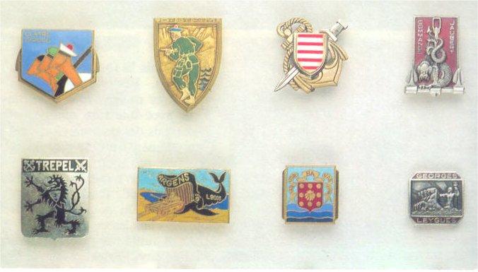 insignes de toutes les unités ayant servies en algérie Insign21