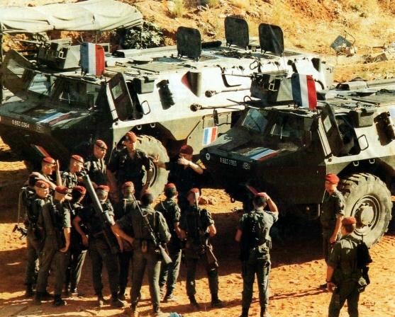 le 1er RCP au Liban et Drakkar Noir3210
