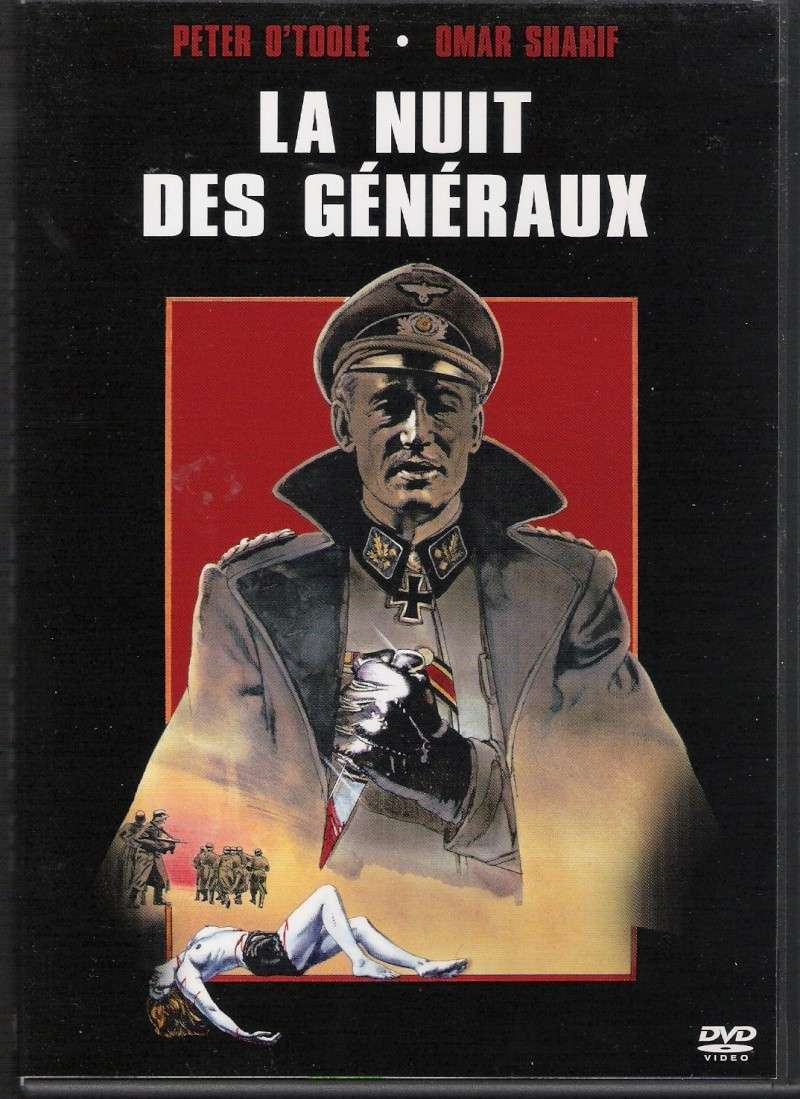 quelques films de guerre en dvd Numari64