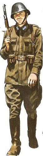 Le soldat roumain Rouman10