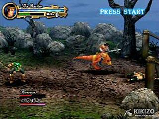 Test Golden Axe Beast Rider Xbox 360 0210