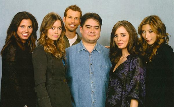 Membres du cast réunis 02014