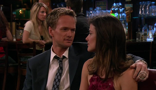 Top des couples de séries TV - Page 2 Barney10