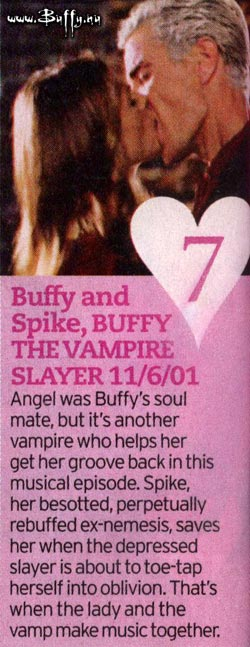 TV Guide Top TV Kisses Buffy207