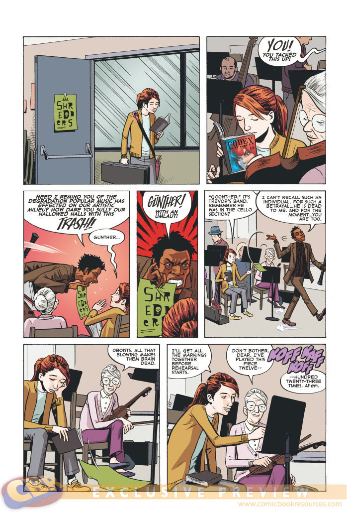 [Felicia Day] The Guild [Comics] Prv45215