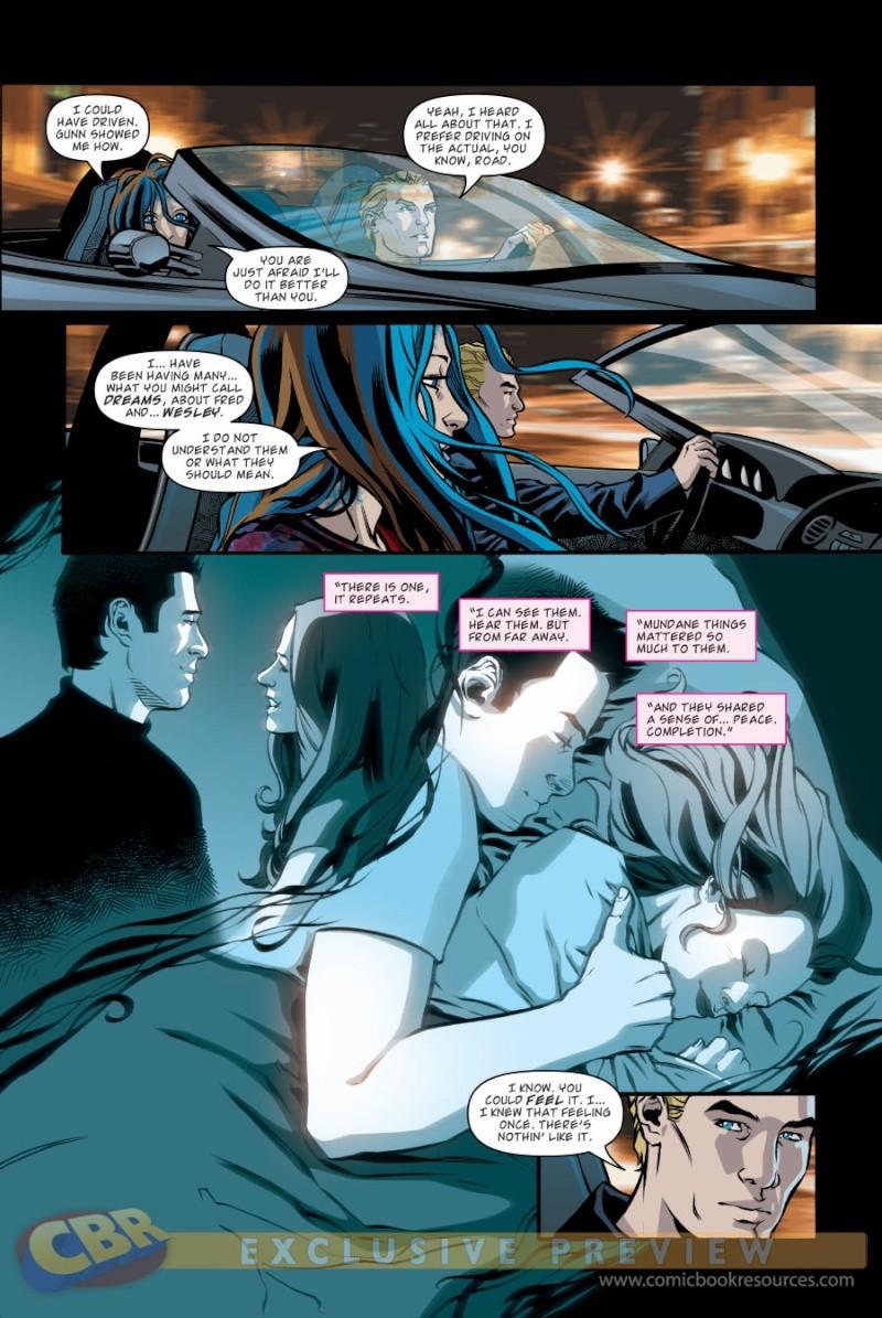 Illyria : les comics Prv72814
