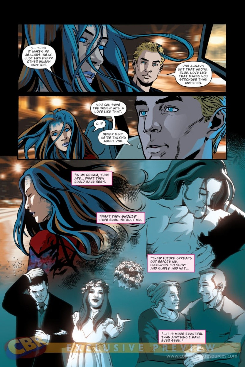 Illyria : les comics Prv72815