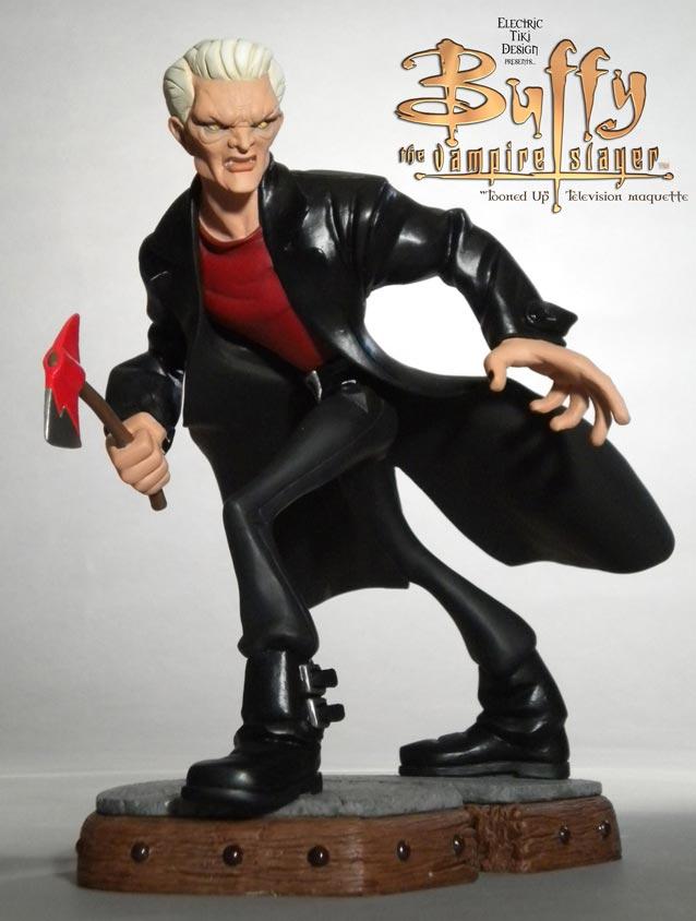 Les figurines et autres objets dérivés Spike-14