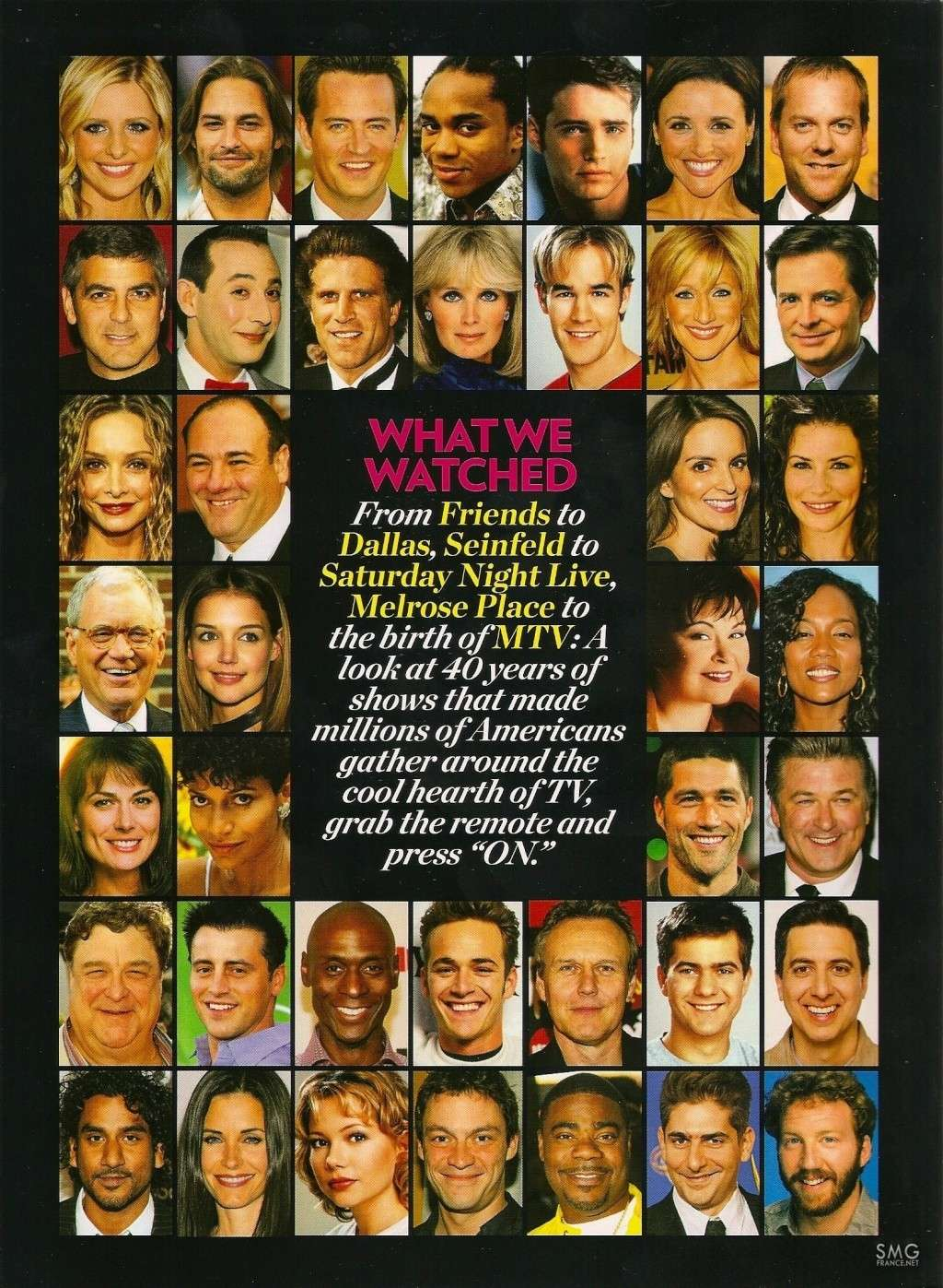 Les séries TV qui ont changé nos vies [Magazine People] Tv_sho12