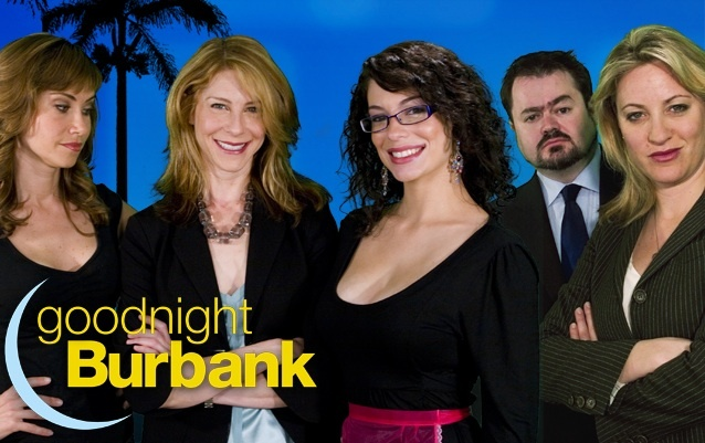 "Clare Kramer rejoint le cast de ""Goodnight Burbank"" Verdug10"