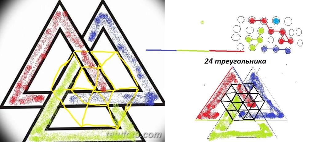 Анкх, как модель перехода из плоскости в объём. - Страница 3 A211