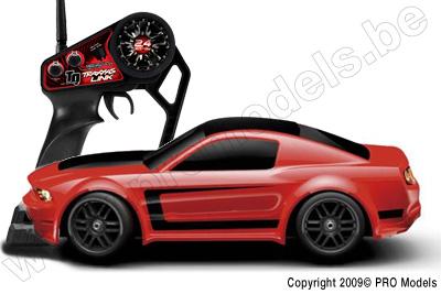 [New] Carro/Body Ford Fiesta pour 1/16 Rally par Traxxas - Page 4 Trx-7310