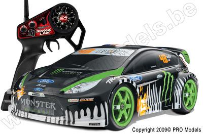 [New] Carro/Body Ford Fiesta pour 1/16 Rally par Traxxas - Page 4 Trx-7312