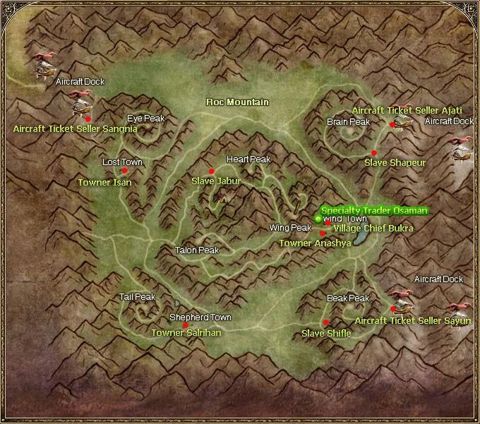 West Asia Map Npc_we11