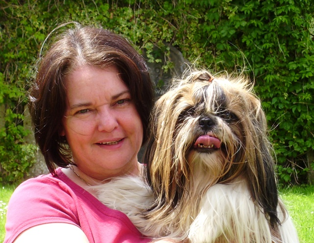 Hi, My first day on Shih-Tzu Whispers.... Meandm10