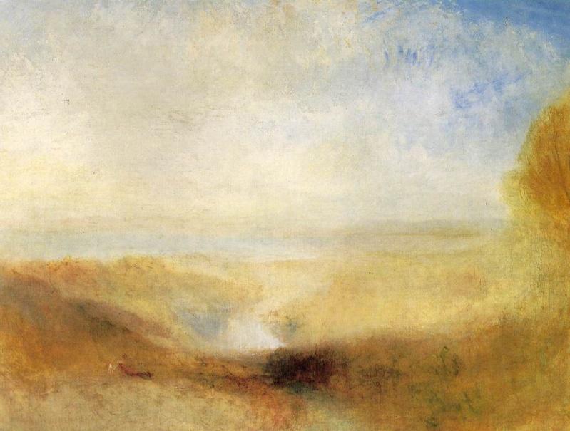 Turner, peintre de la lumière. Turner10