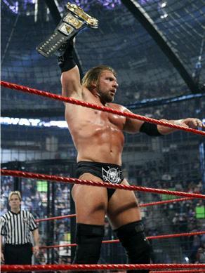La Ceinture du Champion de la WWE Hhh10
