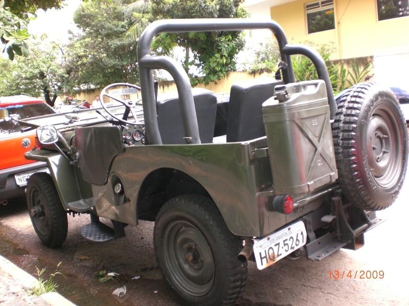 Vende-se Jeep Overland Ano 1951 Cimg6010