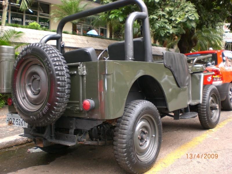 Vende-se Jeep Overland Ano 1951 Cimg6011