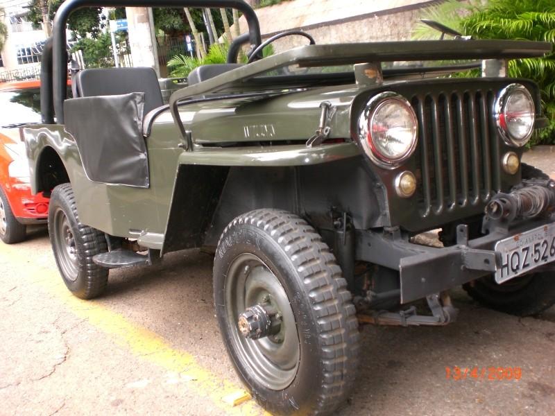 Vende-se Jeep Overland Ano 1951 Cimg6012