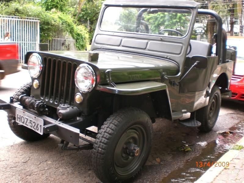 Vende-se Jeep Overland Ano 1951 Cimg6013