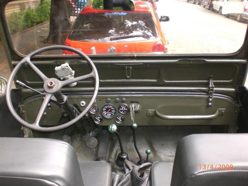 Vende-se Jeep Overland Ano 1951 Cimg6014