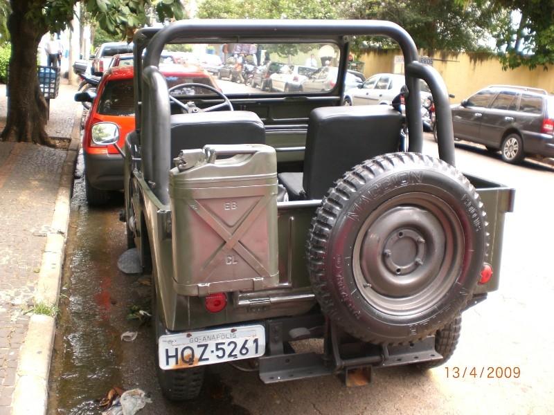 Vende-se Jeep Overland Ano 1951 Cimg6015