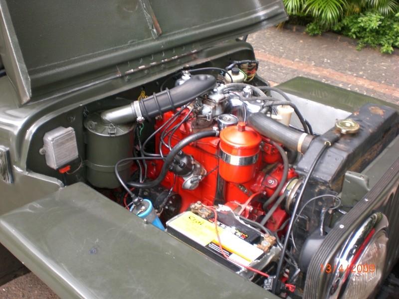 Vende-se Jeep Overland Ano 1951 Cimg6016