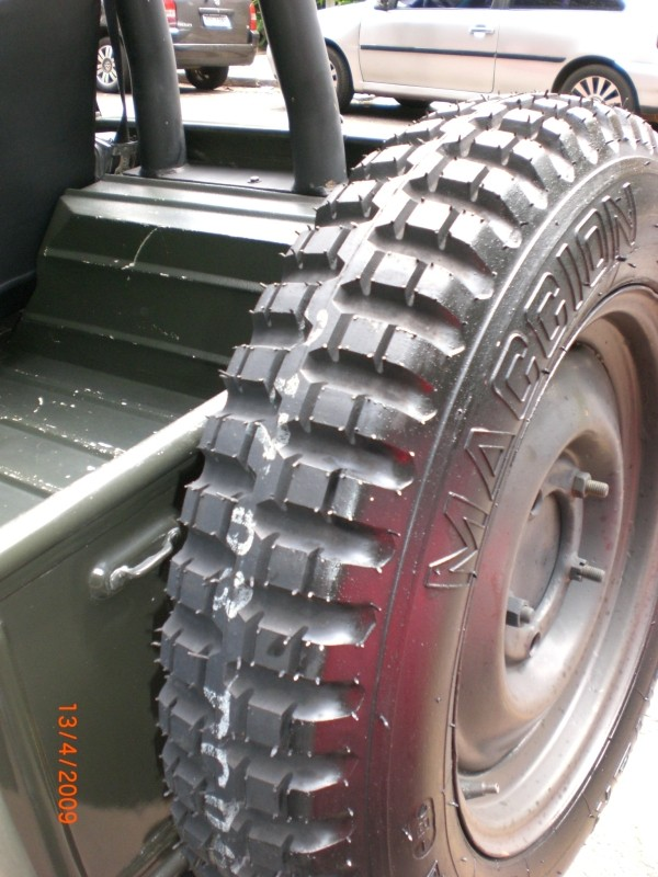 Vende-se Jeep Overland Ano 1951 Cimg6020