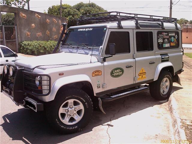 Land Rover - Defender 110 CSW Getatt22
