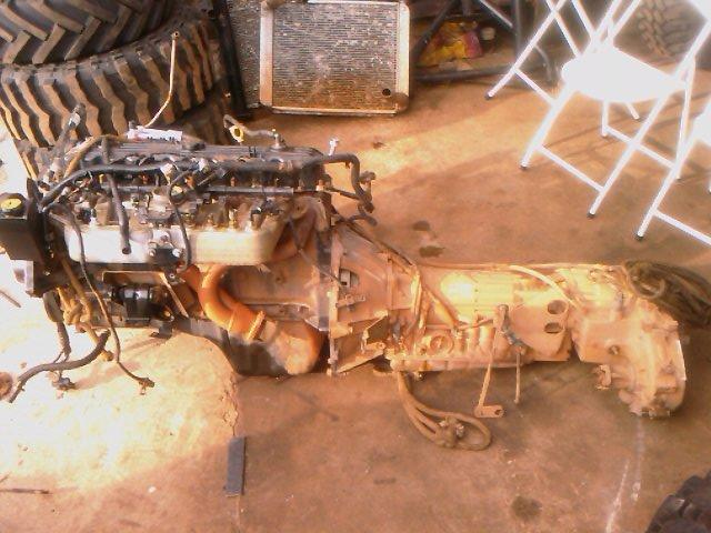 Estou vendendo a mecânica completa da Cherokee p/ colocar em quarquer 4x4 Imag0236